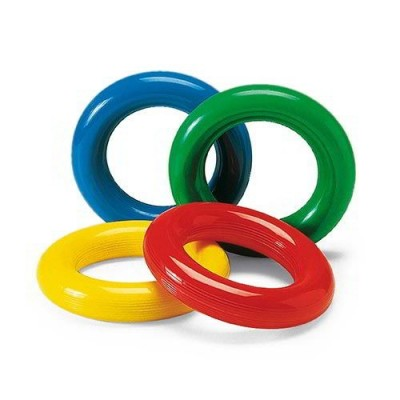 GYM RING DIAM.CM.18 - SET 4 PEZZI -
