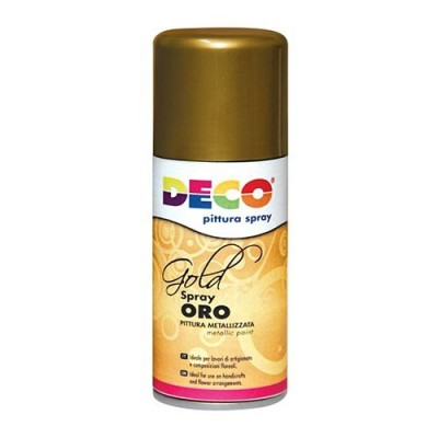 VERNICE SPRAY - BOMBOLA ML150 - ORO