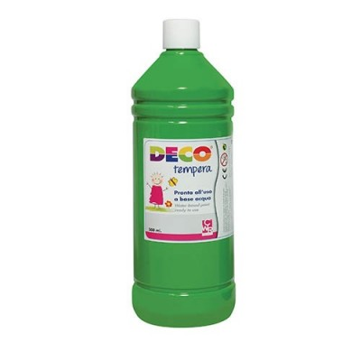 TEMPERA FLACONE ML.500 VERDE MEDIO