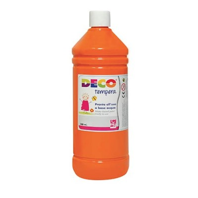 TEMPERA FLACONE ML.500 ARANCIO