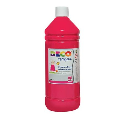TEMPERA FLACONE ML.500 MAGENTA
